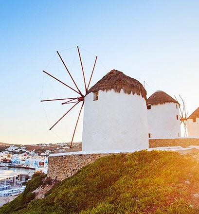 La Grèce paradisiaque