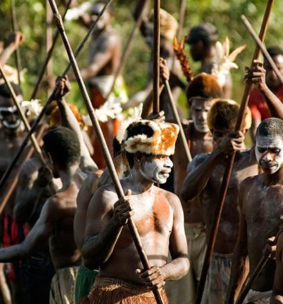 Pour la découverte de cultures ancestrales