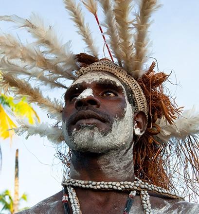 Rencontrer le peuple des guerriers Asmat - Papouasie-Nouvelle-Guinée