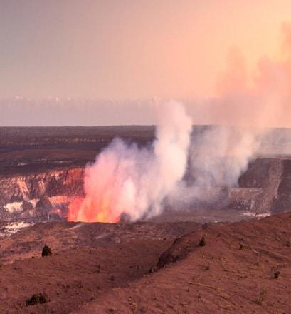 Visiter le parc national des volcans d'Hawaï - Big Island, Hawaï