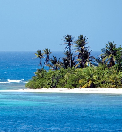 L'archipel des Perles