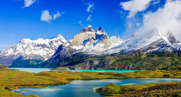 Essentials - Patagonia and the Chilean fjords