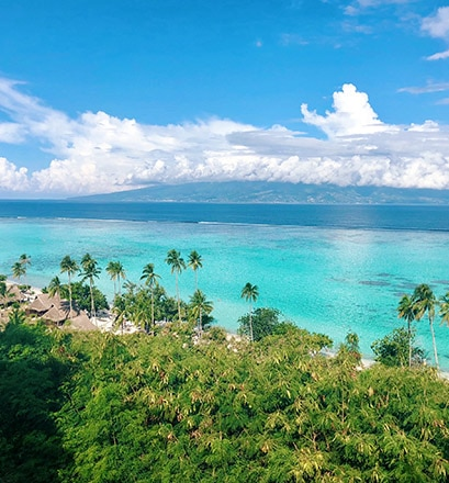 A getaway on land and at sea in Moorea - French Polynesia