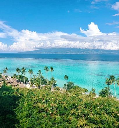 S'évader entre terre et mer à Moorea – Polynésie française