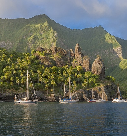 DLearn about Marquesas culture - Nuku Hiva island, Marquesas Islands