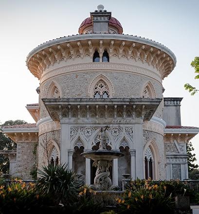 Visiter les palais des rois à Sintra