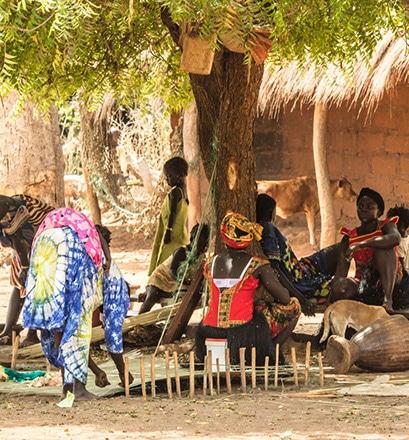 Rencontrer le peuple Bijago