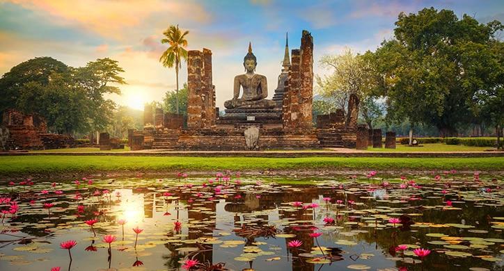 L'Essentiel de la Thaïlande et de la Birmanie