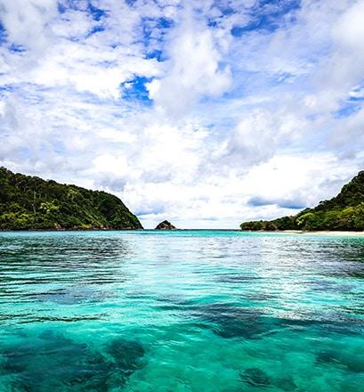Communier avec la nature sur l'île de Ko Rok Nok - Thaïlande