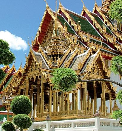 Visiter les plus beaux temples et le palais de Bangkok - Thaïlande