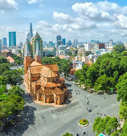 Visiter l'essentiel de Hô Chi Minh-Vill