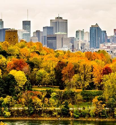 Visiter Montréal - Québec