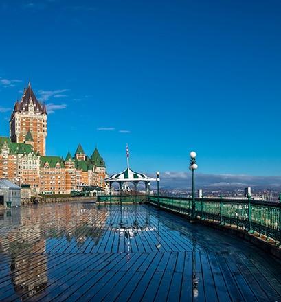 Se promener à Québec - Québec