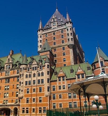 Revivre l'histoire de Québec - Québec
