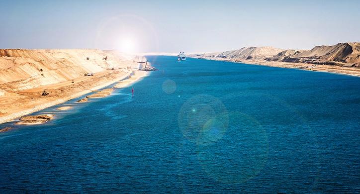 L'essentiel du Canal de Suez