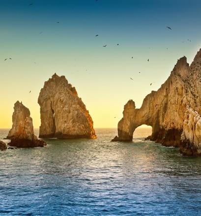 Cabo San Lucas - Péninsule de Basse-Californie, Mexique