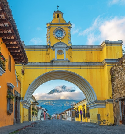 Visiter La Antigua de Guatemala - Guatemala