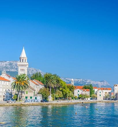 Déambuler dans Split