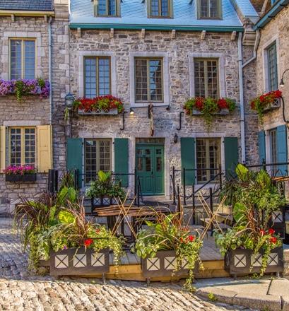 Déambuler dans Québec - Canada