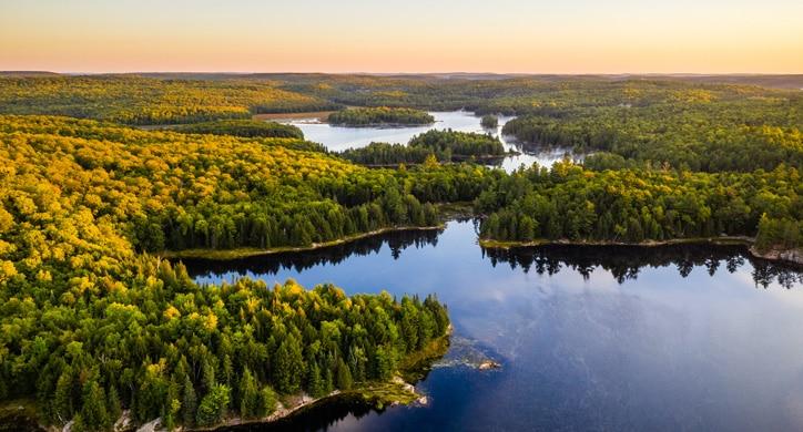 L'Essentiel des Grands Lacs américains