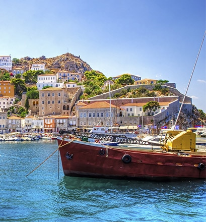 Take a stroll on Hydra