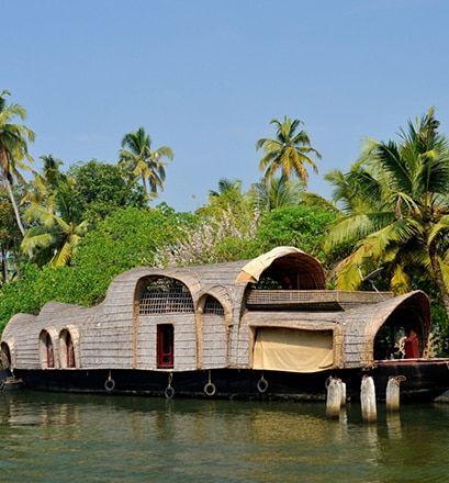 Sillonner les backwaters d'Alleppey, Kerala - Inde
