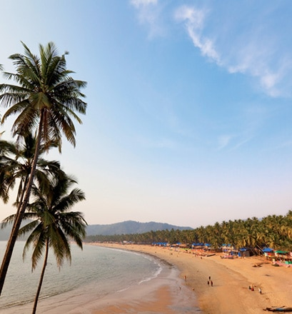 Get away from it all in Goa with cultural influences and idyllic beaches - India