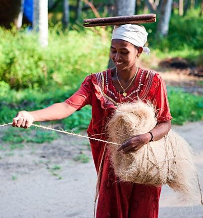 Découvrir la vie locale à Vaikom, Kerala - Inde