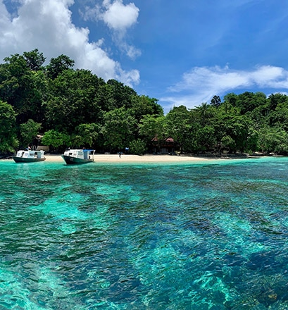 Witness the natural beauty of North Sulawesi - Indonesia<
