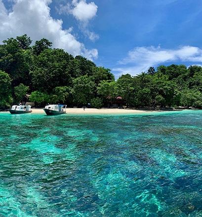 Explorer les beautés naturelles de Sulawesi du Nord - Indonésie<