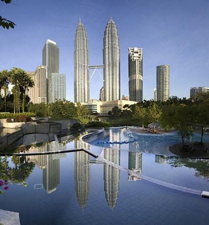 Take a trip to Kuala Lumpur - Malaysia