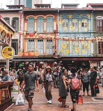 Voir l'essentiel de Singapour