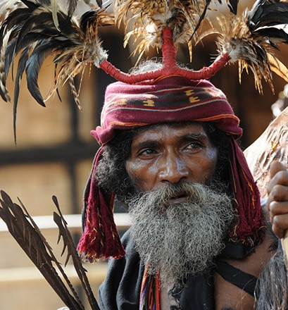 Partir à la rencontre du peuple Tapkala, archipel d'Alor - Indonésie