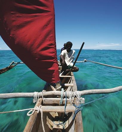 Rencontrer les « nomades de la mer »
