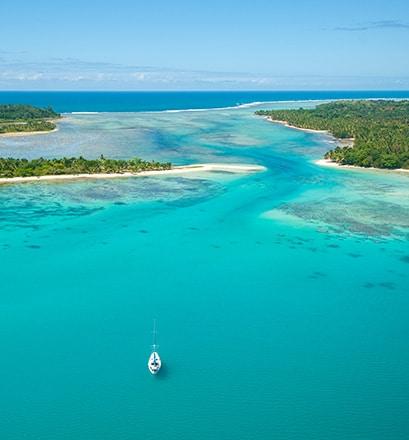 Se téléporter au paradis, île Sainte-Marie et île aux Nattes