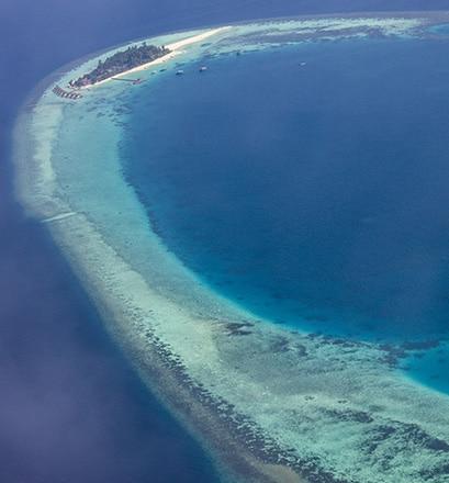 atoll de Rasdhoo