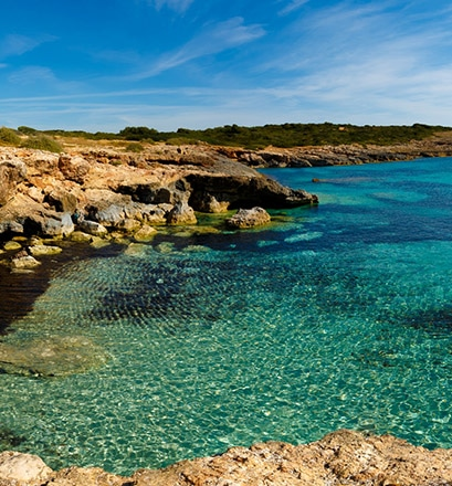 Plonger dans le Lagon Bleu sur l'île de Comino - Malte