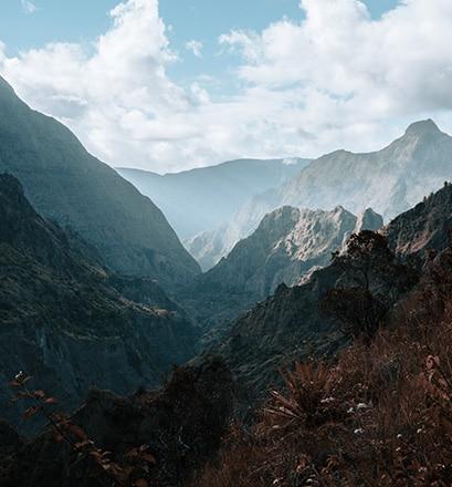 Survoler La Réunion en hélicoptère