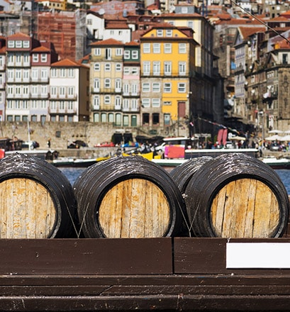 Sample a glass of port wine - Portugal