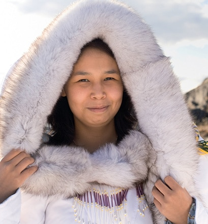 Rencontrer les populations inuits