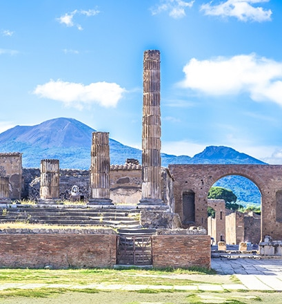 Visiter Pompéi - Campanie, Italie