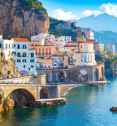 Découvrir Amalfi - Campanie, Italie