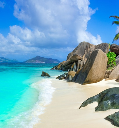 Bask on one of the world's most beautiful islands - La Digue