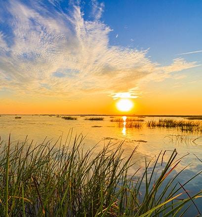 Admirer le delta du Danube à Sulina - Roumanie