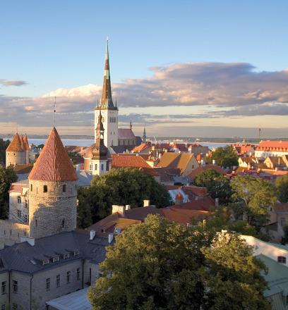 S'imprégner de l'ambiance médiévale de Tallinn - Estonie