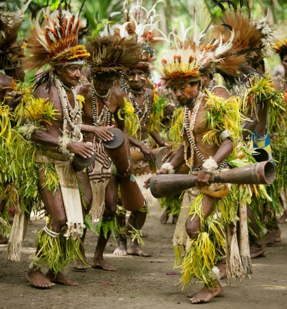 Get away from it all at the ends of the earth - Tufi, Papua New Guinea