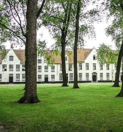 Admirer les trésors du patrimoine de Bruges - Belgique