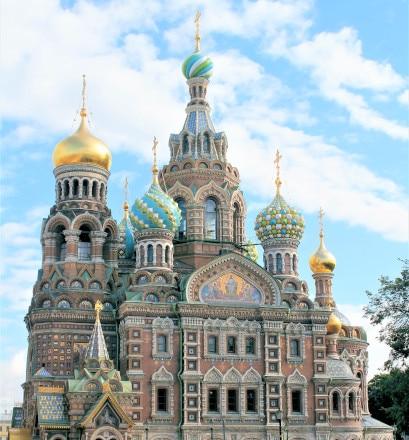 S'émerveiller à Saint-Pétersbourg, « la Venise du Nord » - Russie