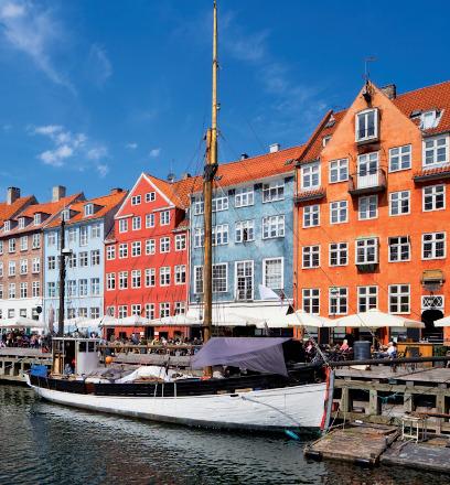 Déambuler dans Copenhague - Danemark