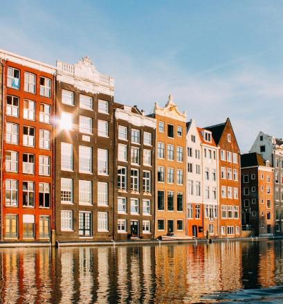 S'offrir une croisière sur les canaux d'Amsterdam - Pays-Bas